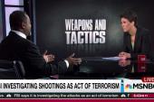 Terror fight calls for training local police