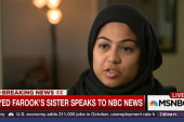 Syed Farook's sister speaks out