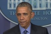 Obama on mass shootings: 'It's just too easy'