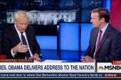 Sen. Murphy on Obama's national address