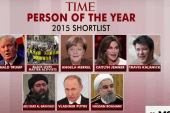 Trump, Jenner on Person of Year short list