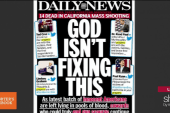 NY Daily News defends its covers