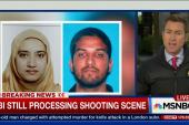 FBI still processing San Bernardino scene