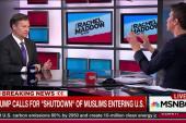 Trump message helps ISIS recruitment: Engel