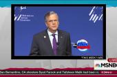 Jeb Bush flails as campaign becomes desperate
