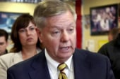 Graham: Trump making it harder to beat ISIS