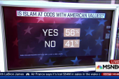 Is Islam at odds with American values?