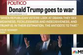 Will Muslim ban 'hurt' Trump?