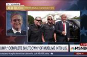 Jeb Bush: Trump's Proposal a 'Dog Whistle'