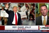 GOP Lawmaker Says Trump Should Quit Race