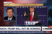 Kasich: Trump Won't Be The Nominee