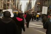 Protesters call for Chicago mayor's...