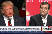 Ted Cruz: Invisible Frontrunner?