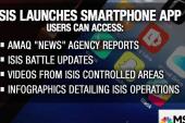 ISIS creates app to spread propaganda