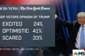 Trump campaign on Muslim controversy