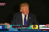 Trump vs the World
