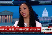 Trump Defends His Muslim Ban
