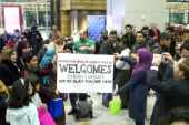 First plane carrying refugees lands in Canada