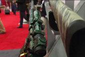 Gun ban plan announced in Connecticut