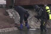 FBI dive teams trawl San Bernardino lake