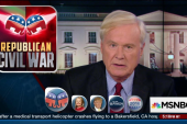 Civil war in the GOP