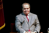 Justice Scalia's remarks face backlash