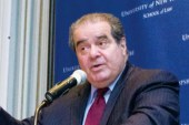 Justice Scalia's comments spark outrage