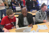 'Hour of Code' interests kids in technology