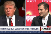 Trump Escalates Cruz Barrage