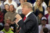 Trump attacks Cruz ahead of GOP debate