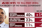 Terrorism, security top US priority: poll