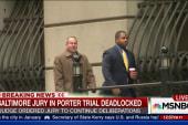 Baltimore Jury in Porter Trial Deadlocked