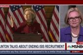 Clinton Rolls Out Plan to Stop ISIS