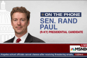 Rand Paul Previews GOP Debate