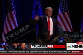 Nazi salute heard at Trump rally