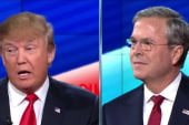 Bush: Donald Trump a 'chaos candidate'