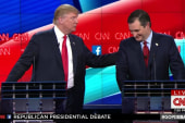 Donald Trump learns to love Ted Cruz
