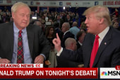 Trump ducks birth certificate question
