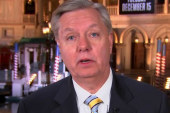 Graham's advice for Trump: Please knock it...