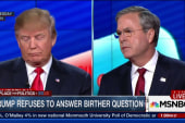 Bush: Trump is a 'chaos candidate'