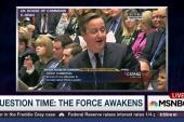 'Star Wars' mania hits the British Parliament