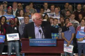 Ex-Sanders staffer speaks about campaign
