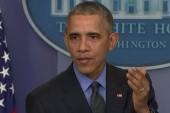 Obama Pledges To 'Leave It All On The Field'