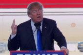 Romney leads establishment against Trump