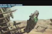 The force is strong with new Star Wars film