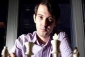 Shkreli could hike price for disease's...