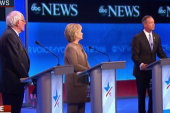 Breaking down the Democratic debate