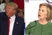 Clinton camp: 'Hell no' to Trump apology...