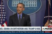President Obama confronts Republican critics