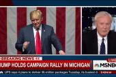 Cruz sounding like Trump on campaign trail?